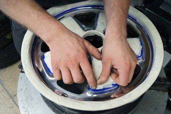 Felgen Restaurieren Mainhattan Wheels