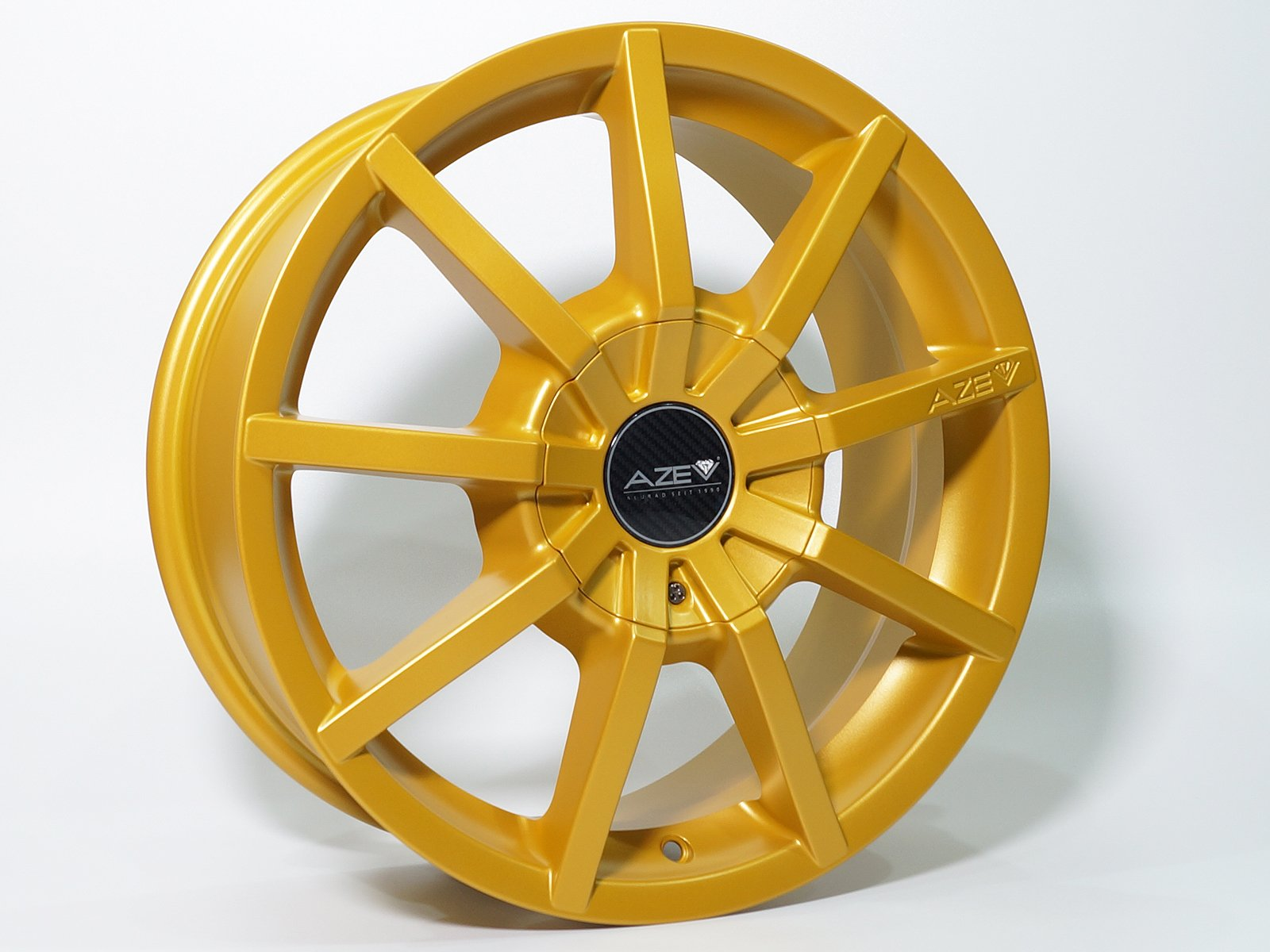 gold c4 anodized matt mainhattan wheels. Black Bedroom Furniture Sets. Home Design Ideas
