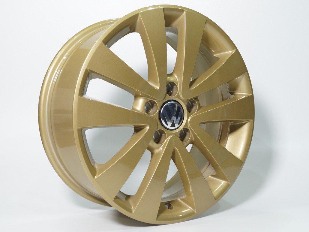 Gold Metallic Hochglanz - Mainhattan-Wheels