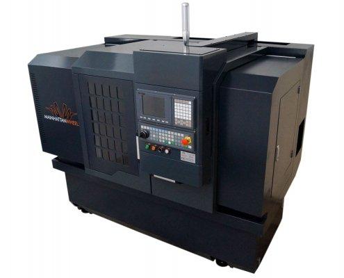 CNC-Maschine Grey Edition MW-28H zum Felgen Glanzdrehen