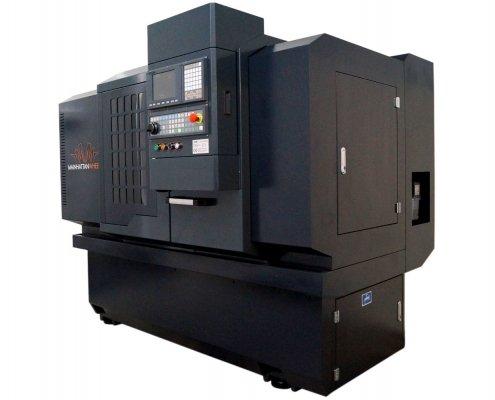 CNC-Maschine Grey Edition MW-28H zum Felgen Glanzdrehen Ansicht 4
