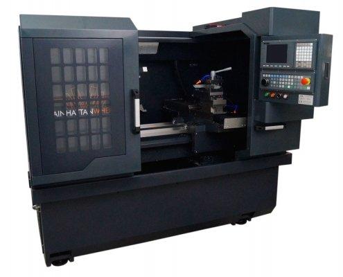 CNC-Maschine Grey Edition MW-28H zum Felgen Glanzdrehen Ansicht 5