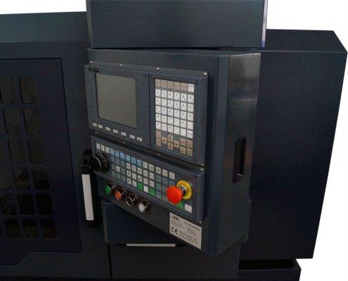 CNC-Maschine Grey Edition MW-28H zum Felgen Glanzdrehen Ansicht 6