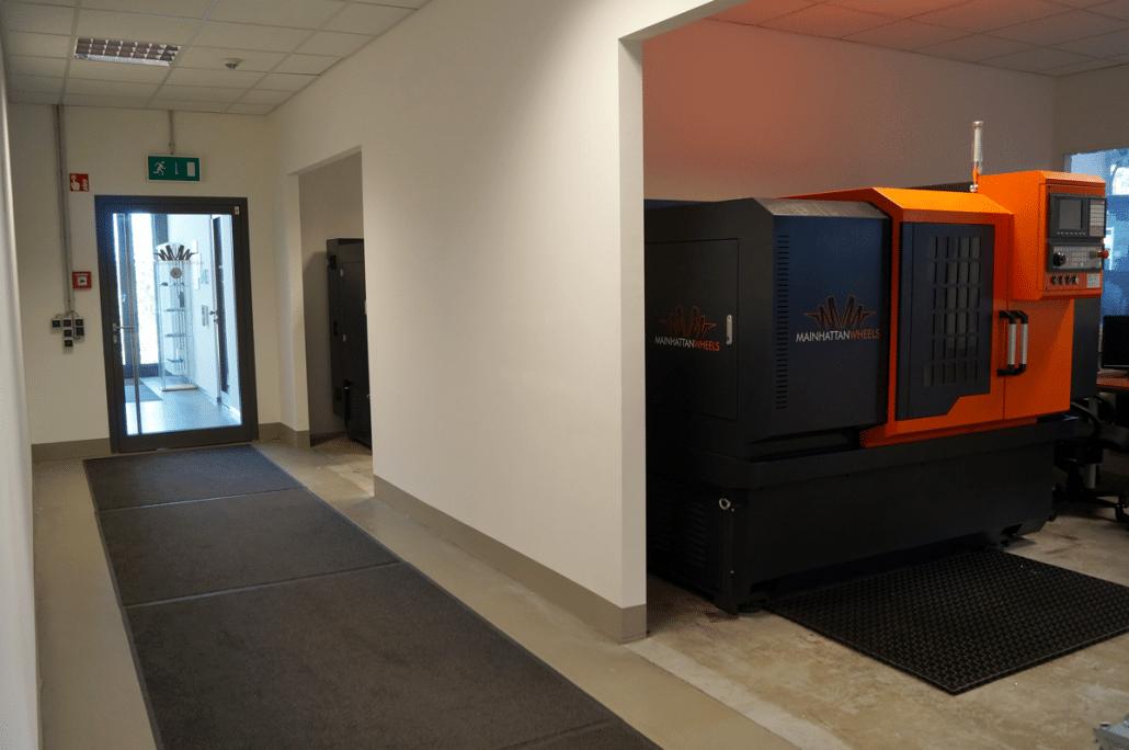 Mainhattan-Wheels Dietzenbach - CNC-Schulungsräume