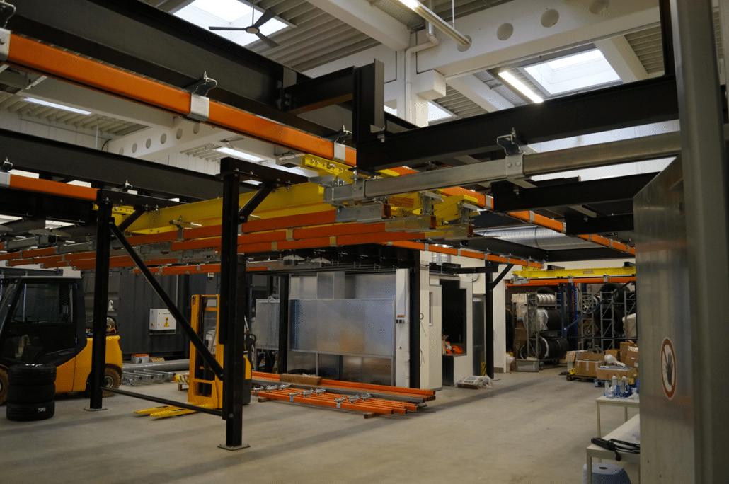 Mainhattan-Wheels Dietzenbach - Felgenbearbeitung Anlagenbau