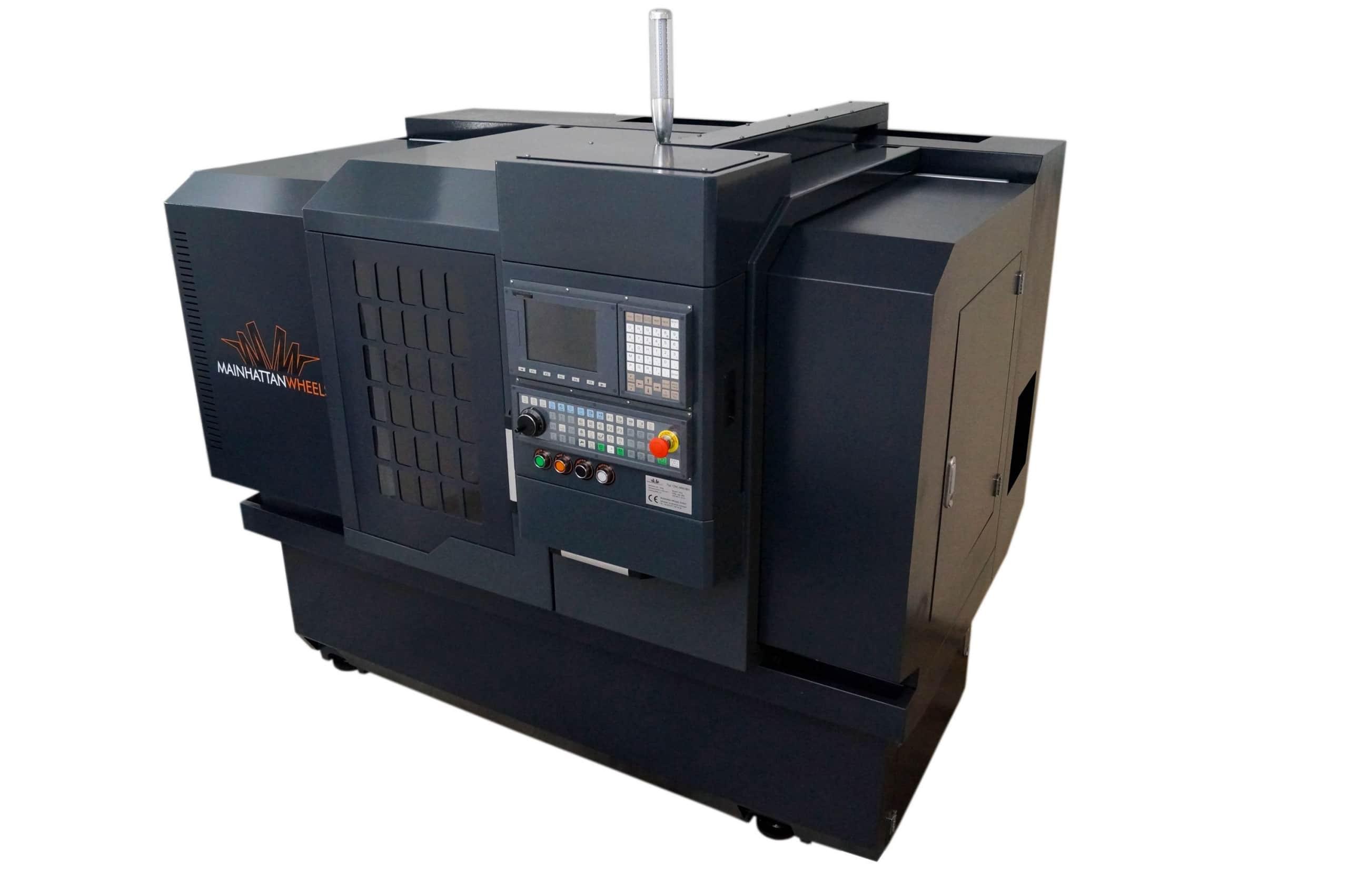 CNC-Maschine zum Felgen Glanzdrehen