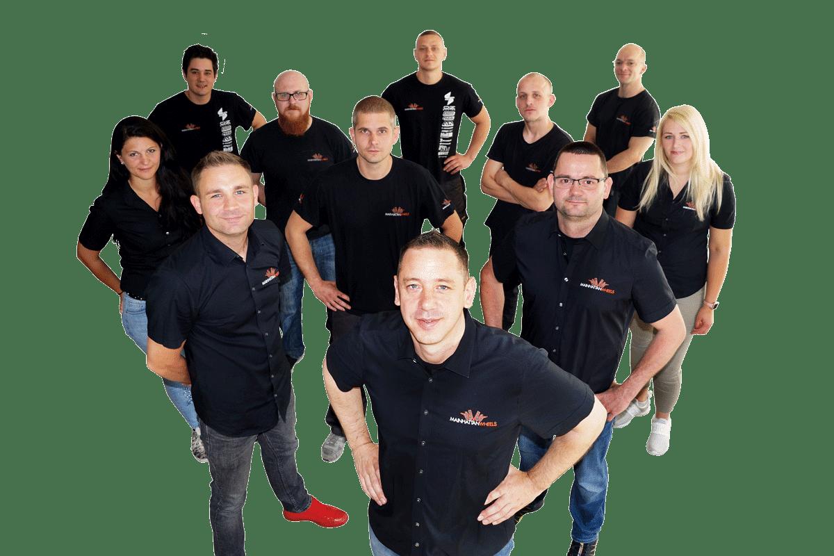 Felgenreparatur und Felgenveredelung vom Felgendoktor Mainhatten Wheels bei Frankfurt, Darmstadt, Offenbach, Hanau