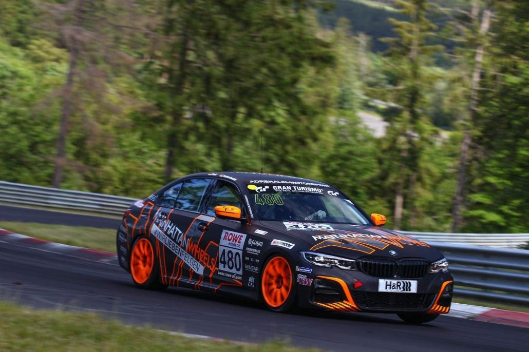 Mainhattan-Wheels Motorsport Felgen Adrenalin Motorsport