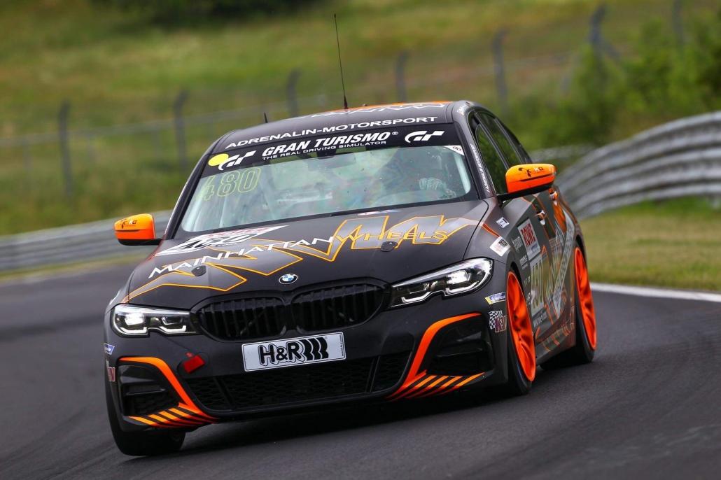 Mainhattan-Wheels Motorsport Felgen
