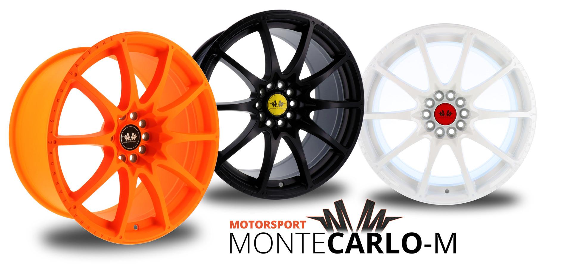 Mainhattan-Wheels Monte-Carlo-M Motorsport Felge
