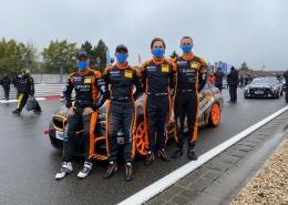 Mainhattan-Wheels_BMW 330i 24h-Rennen Team