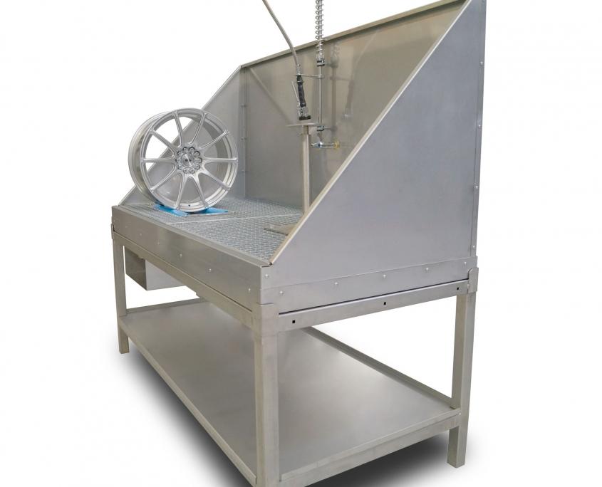 Felgen-Reinigungstisch MW-FR1