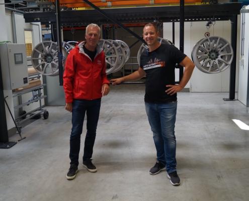 Sport1 Reportage mit Christian Danner